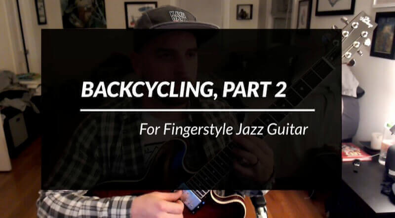 How To Add More Color And Tension Using Backcycling (Part 2)
