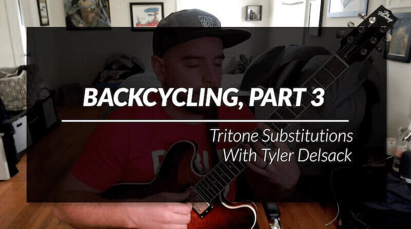Learn Tritone Substitutions – Backcycling Part 3