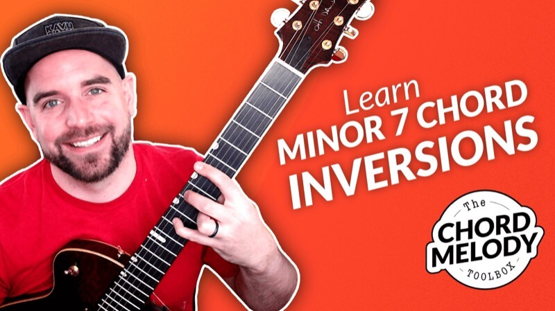 Memorize Minor 7 Chord Inversions the Easy Way
